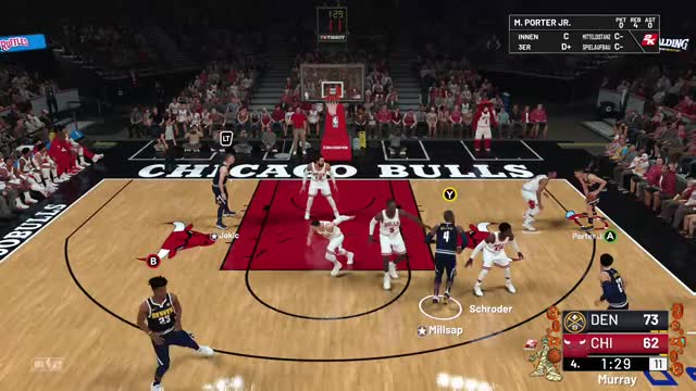 Watch Nikola THE STAMP Jokic GIF by Gamer DVR (@xboxdvr) on Gfycat. Discover more NBA2K19, just stickyyy, xbox, xbox dvr, xbox one GIFs on Gfycat