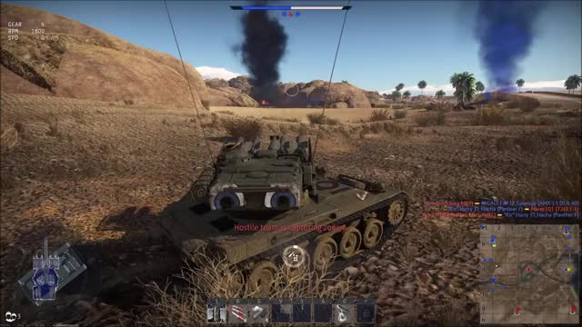 Watch Warthunder AMX13 ATGM GIF on Gfycat. Discover more warthunder GIFs on Gfycat