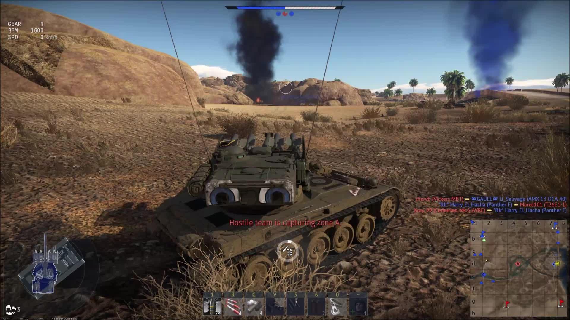 warthunder, Warthunder AMX13 ATGM GIFs