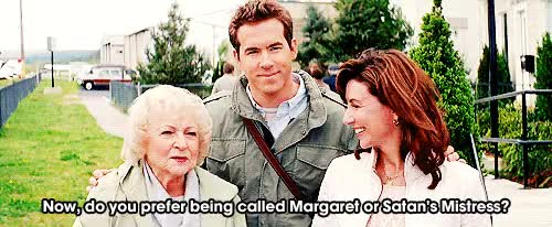 Watch Michelle's Movie Meditation GIF on Gfycat. Discover more andrew paxton, betty white, grace paxton, grandma annie, margaret tate, mary steenburgen, ryan reynolds, sandra bullock, the proposal GIFs on Gfycat
