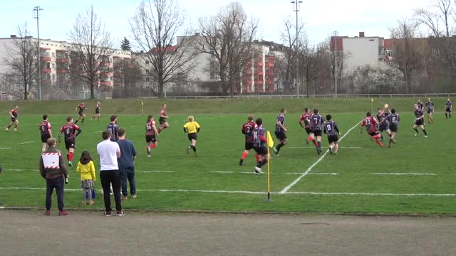 Watch and share Grizzlies II Vs Rugbyunion 24 03 19 GIFs on Gfycat
