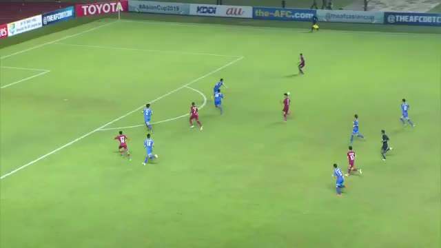 Watch and share U19 Qatar 1-0 U19 Taiwan GIFs by Phong Mieu Nguyen on Gfycat