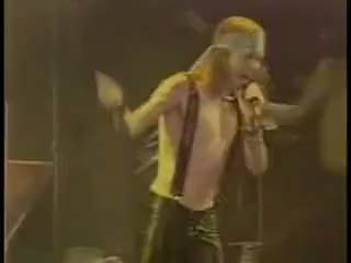 Watch and share Guns N Roses GIFs and Axl Rose GIFs on Gfycat