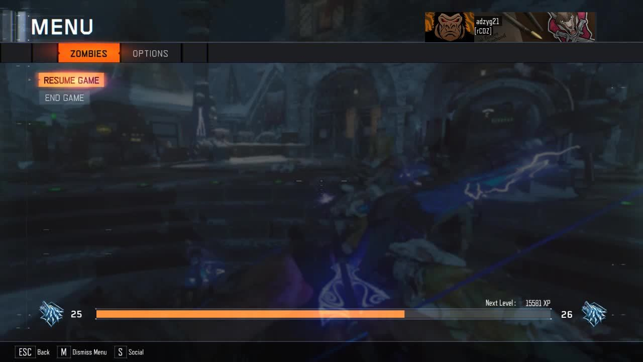 codzombies, Timing GIFs