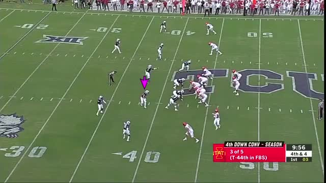 Watch and share Ty Summers 2018 GIFs and Ty Summers Tcu GIFs on Gfycat