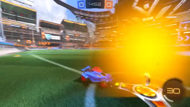 Watch Goal 1: TY[]LR GIF by Gif Your Game (@gifyourgame) on Gfycat. Discover more Gif Your Game, GifYourGame, Rocket League, RocketLeague, TY[]LR GIFs on Gfycat