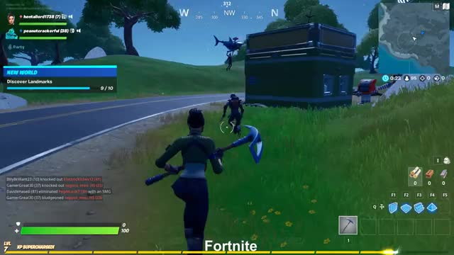 Watch and share Fortnite Axe GIFs on Gfycat