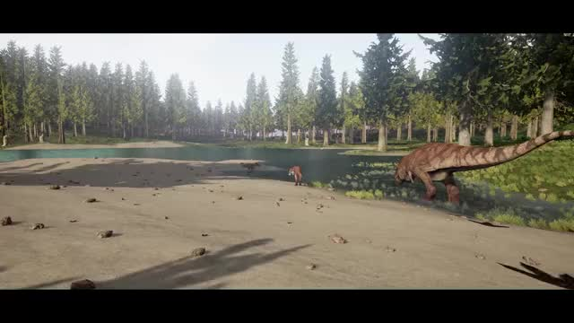 Watch and share Dinosaurs GIFs and The Isle GIFs by MsCatbug on Gfycat