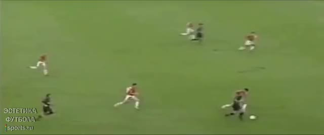 Watch and share Ronaldo Dribbling GIFs by Эстетика Футбола on Gfycat