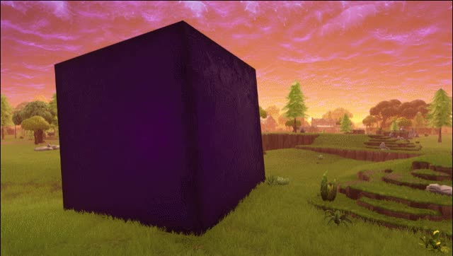 Watch and share What's In The Cube GIFs by James Davenport on Gfycat