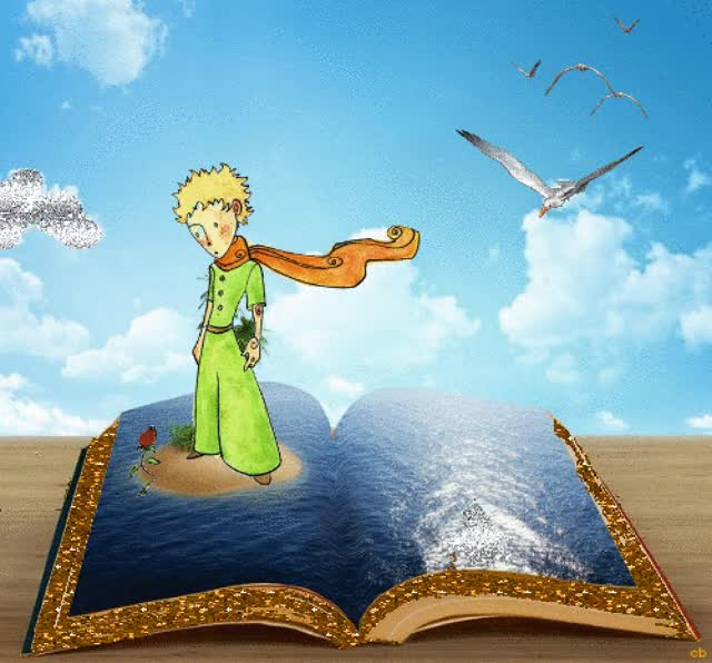 Watch and share Le Petit Prince  … GIFs on Gfycat