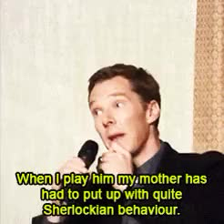 Watch and share Sherlocked GIFs and Sherlock GIFs on Gfycat