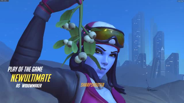 Watch Overwatch 2018.12.29 - 16.53.47.04 GIF by NewUltimate (@newultimate) on Gfycat. Discover more related GIFs on Gfycat