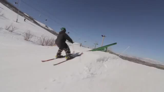 Watch and share Skiing GIFs and Ski GIFs by Newschoolers on Gfycat