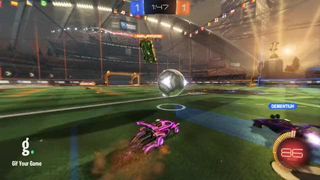 Goal 3: Dark Bum