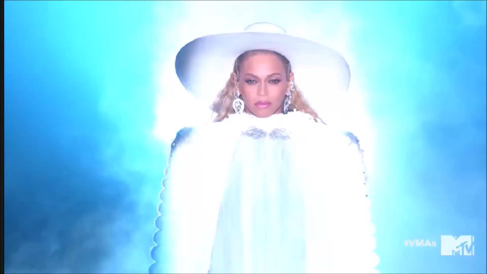 beyonce, vmas, vmas2016, Beyonce aint' playing. VMAS 2016 GIFs