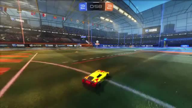 Watch Bicycle Kick GIF on Gfycat. Discover more Rocket League, playstation 4, rocketleague, sony computer entertainment GIFs on Gfycat