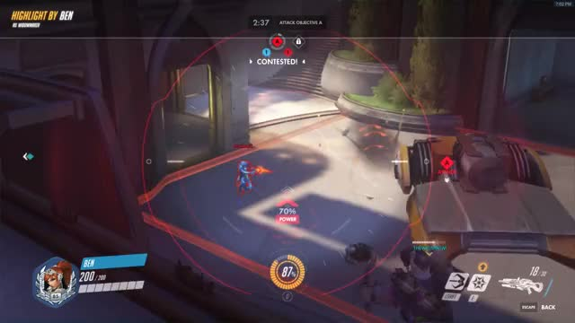 Widow destroy sombra