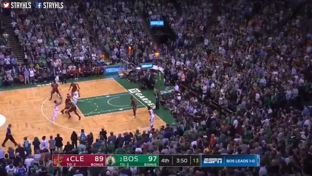 8b746eb8307f Watch Cleveland Cavaliers vs Boston Celtics Full Game Highlights   Game 2   2018  NBA Playoffs