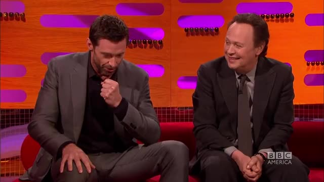 Watch and share Hugh Jackman GIFs and Commentate GIFs on Gfycat