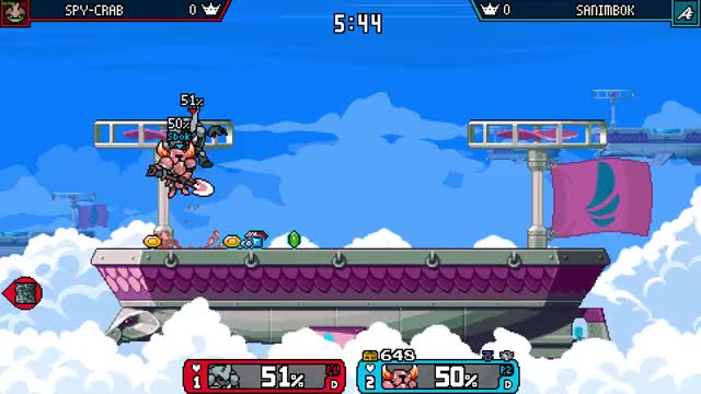 Watch and share Rivals Of Aether 17 09 2019 17 09 55 GIFs on Gfycat