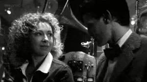 Watch and share Alex Kingston GIFs and I Love Them GIFs on Gfycat