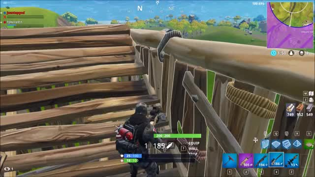Watch and share Longest RPG Shot In Fortnite GIFs by Tyler Wang on Gfycat