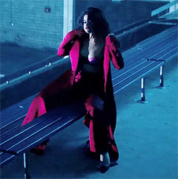 Selena Gomez, bra, hot, sexy, tits, Selena Gomez GIFs