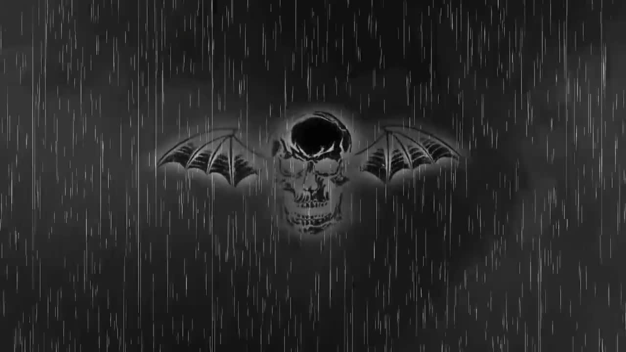 Avenged sevenfold acid rain lyric video hq gif find make share gfycat gifs