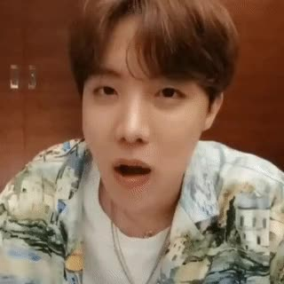 Watch and share Hoseok GIFs and Jhope GIFs by madness93 on Gfycat