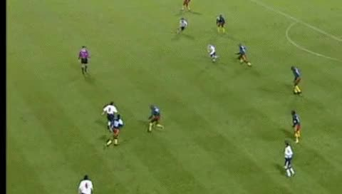 Watch Paul Scholes. England - Cameroon. 1997 GIF by @fatalali on Gfycat. Discover more related GIFs on Gfycat