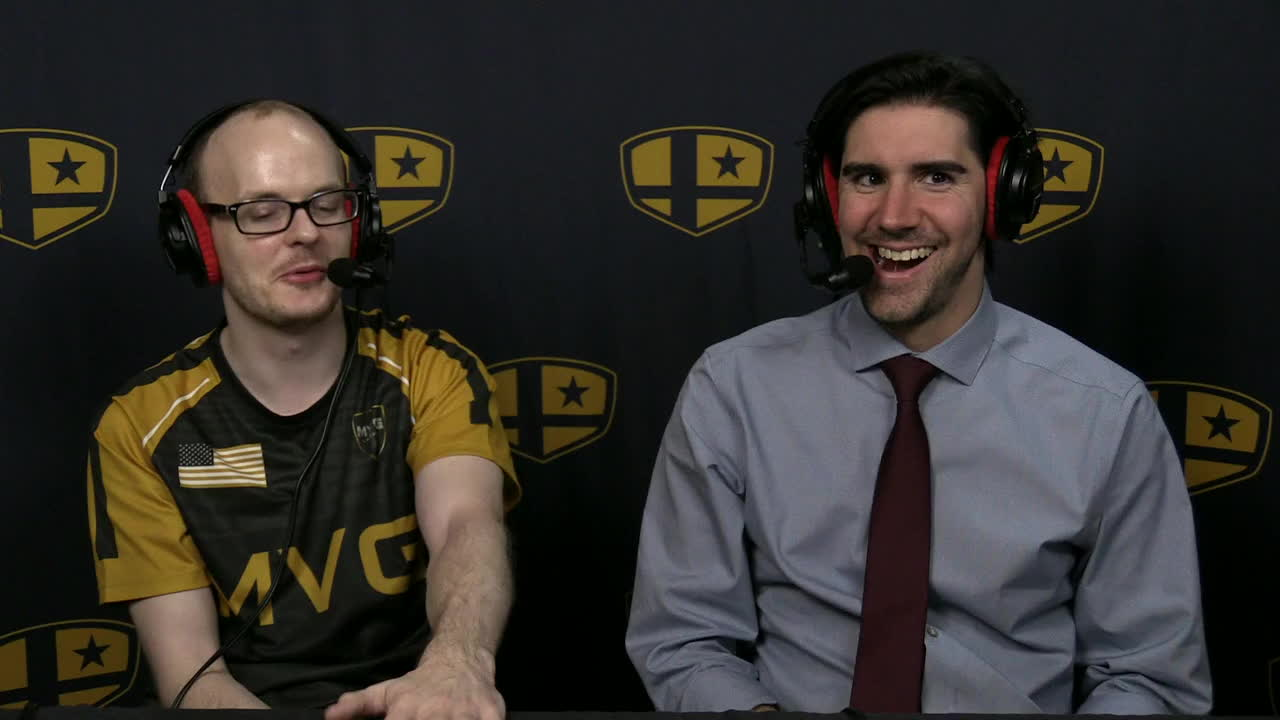 M2Kgifs, m2kgifs, The Big House 6 | Melee Singles Top 8! GIFs
