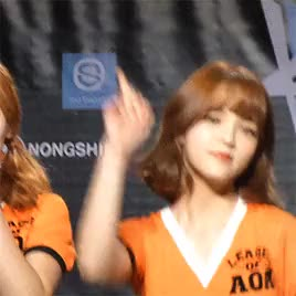 Watch this GIF on Gfycat. Discover more Jimin, KCON15LA, Shin Jimin, ace of angels, aoa, gif, my gif GIFs on Gfycat