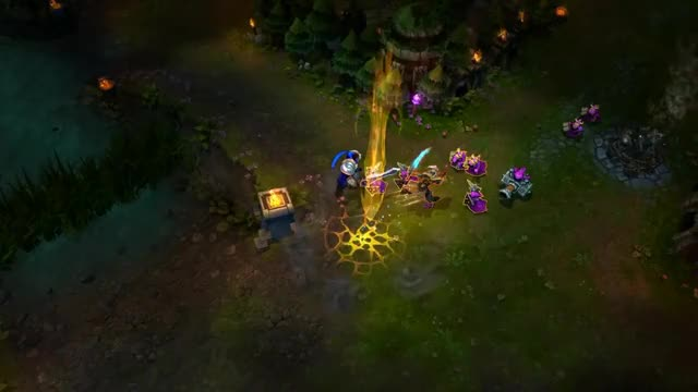 Watch and share Slow Motion Garen Ultimate GIFs on Gfycat