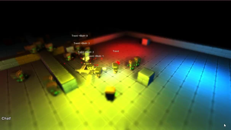 #gamedev, Multiplayer Sandbox Thing GIFs