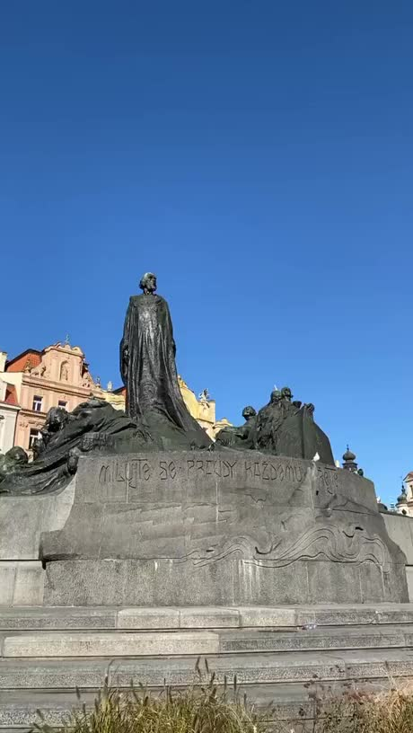 Watch and share Statues GIFs and Prague GIFs by esberat on Gfycat