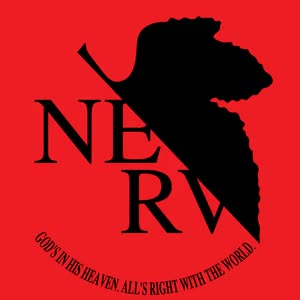 Watch Neon Genesis Evangelion NERV Logo GIF on Gfycat. Discover more related GIFs on Gfycat