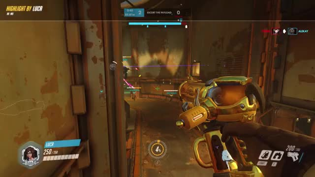 Watch this trending GIF on Gfycat. Discover more highlight, overwatch GIFs on Gfycat