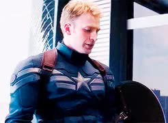 Watch rogers GIF on Gfycat. Discover more avengersedit, bckybarnes, buckybarrnes, cap 2, cap 2 spoilers, chris evans, i cant handle how PRETTY he is, mygif, steeb gifs, steve rogers GIFs on Gfycat