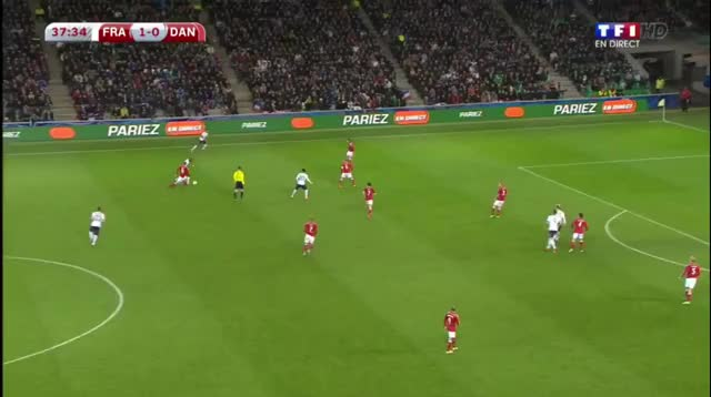 Watch Giroud goal vs Denmark (2-0) (reddit) GIF by @paic on Gfycat. Discover more gunners GIFs on Gfycat