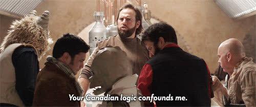 Cantina, Corey Vidal, CoreyVidal, Shay Carl, ShayCarl, Star Wars, Clash At The Cantina: Canadian Logic GIFs