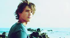 Watch and share Brenton Thwaites GIFs and Alex Sheathes GIFs on Gfycat