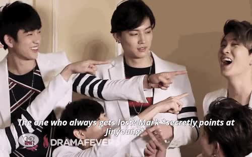Watch and share Got7 Dream Knight GIFs and Oh My Markjin GIFs on Gfycat