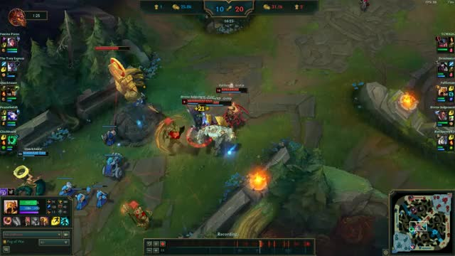 Watch Azir Penta!!!!!! ;) GIF by @thewildsamoan on Gfycat. Discover more leagueoflegends GIFs on Gfycat