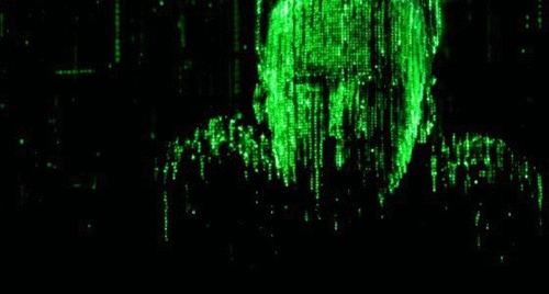 deal with it, keanu reeves, matrix, neo, the matrix, Neo in The Matrix Reloaded the matrix GIFs