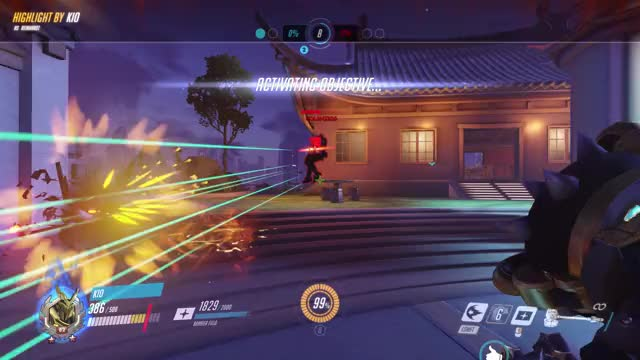 Watch and share Highlights GIFs and Widowmaker GIFs by 萌え提督 on Gfycat