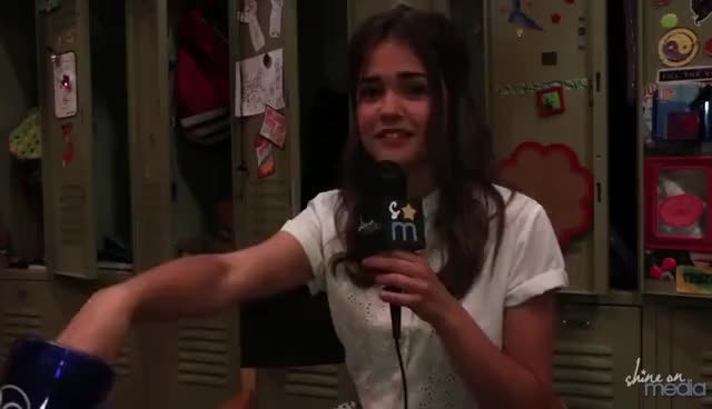 Watch Maia Mitchell GIF on Gfycat. Discover more Maia, Mitchell, The Fosters, girl GIFs on Gfycat