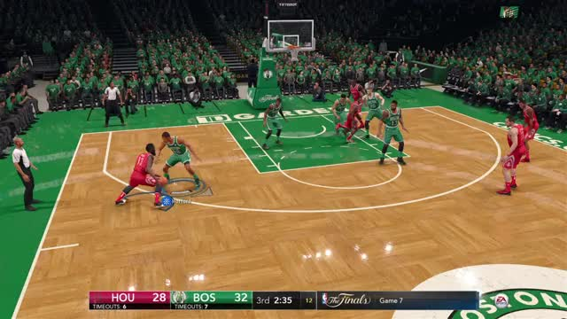 Watch and share NBA LIVE 18 DEMO_20170909213939 GIFs on Gfycat