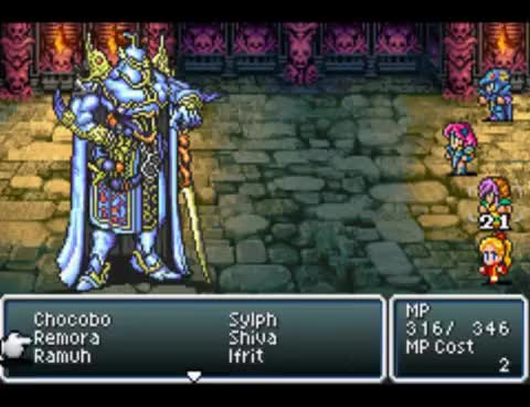 Watch and share Final Fantasy V GIFs on Gfycat