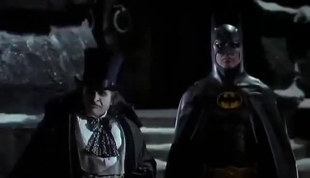 Watch and share Batman Returns   Catwoman 'MEOW' GIFs on Gfycat